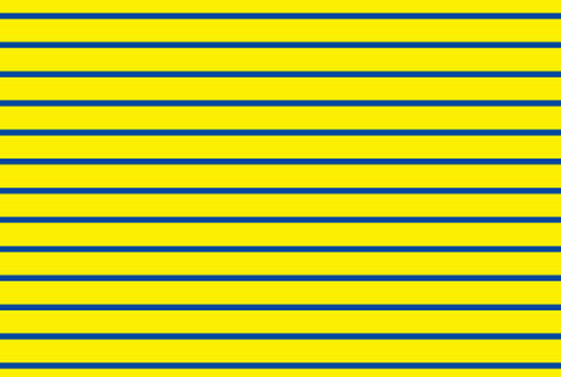 Blue striped background in yellow