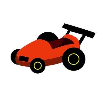 Pedal car for children
