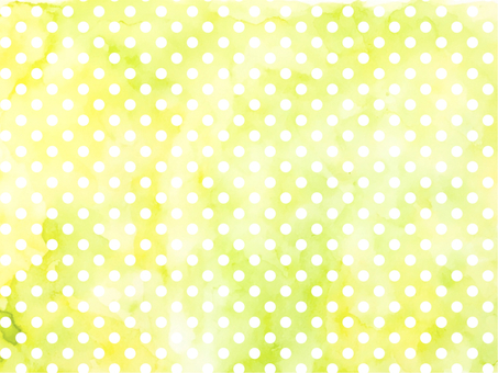 Water color dot 2 green