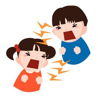 Child's quarrel
