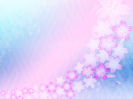 Cherry blossom background 03