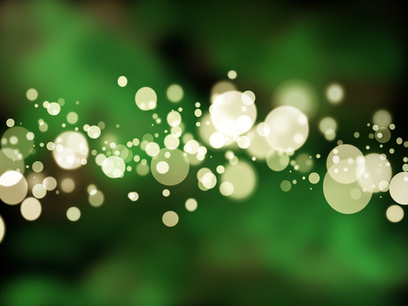 Light and shadow · Green 1