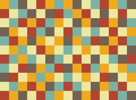 Mosaic 【Retro】