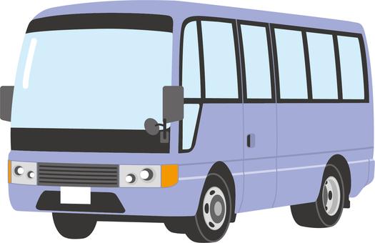 Microbus A (purple