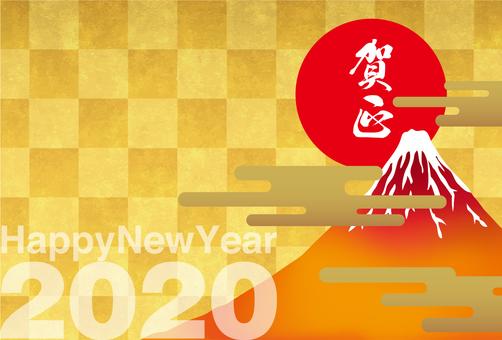 2020年新年卡04