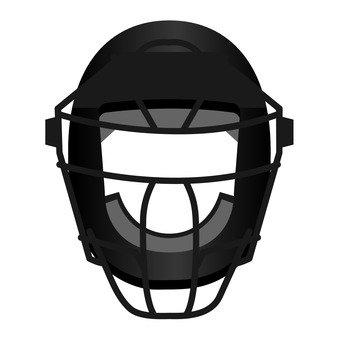 Catcher mask