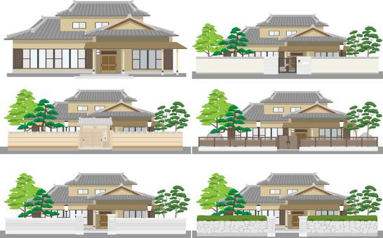 Japanese house summary with mochi 1