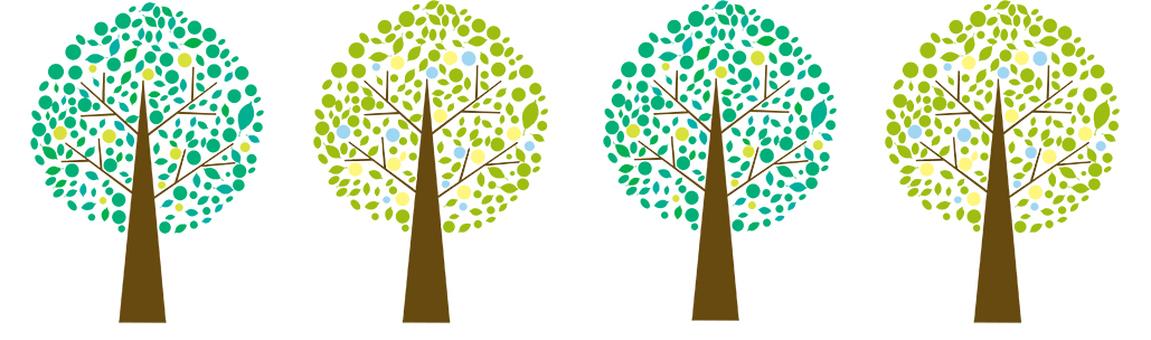 Midori line trees