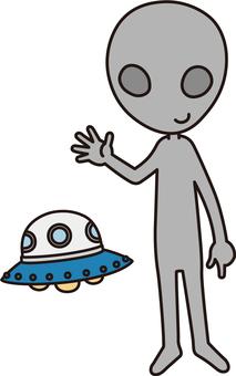 宇宙人UFO