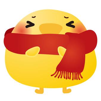 Chick muffler