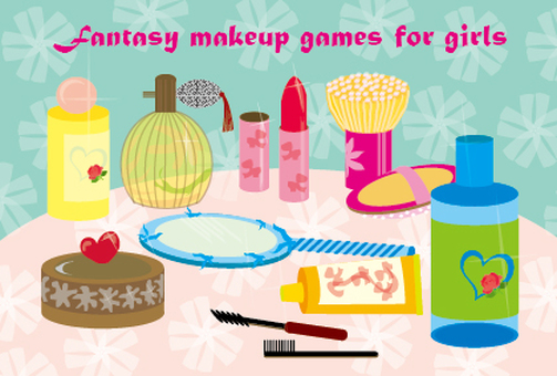 Girls cosmetics cosmetics variety