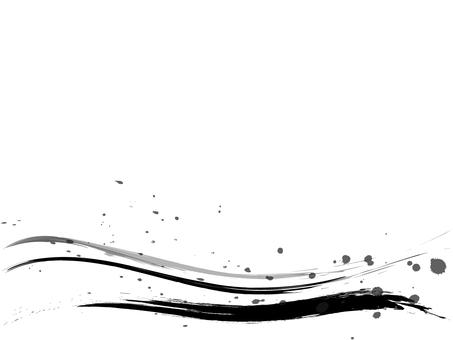 White wave (Shiranami)