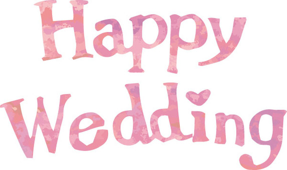Handwritten letters (Celebration 2 · Gradet Pink)