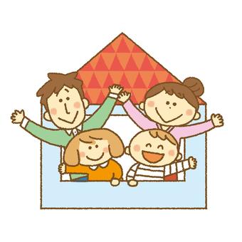 집과 가족