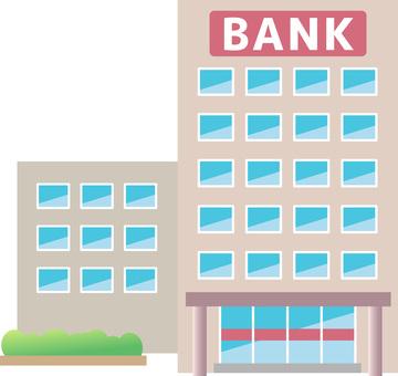 70119. Building, bank