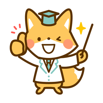 Mr. Kitsune is good