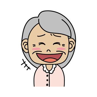 Grandma_A laugh