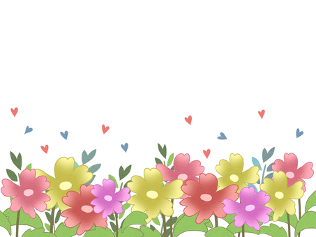 Flower illustration 03