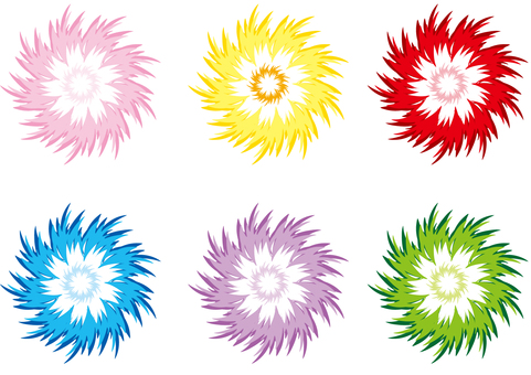 Motif - Flower
