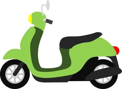 오토바이 (스쿠터) ④