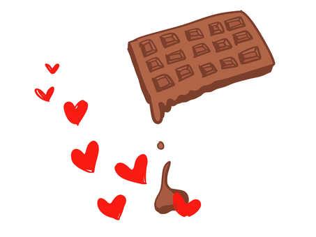 Shasharo Mashiro chocolate Valentine confession