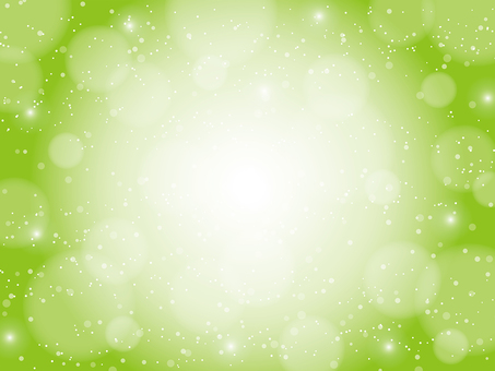 Yellow-green glitter background