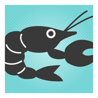 Business icon (lobster)