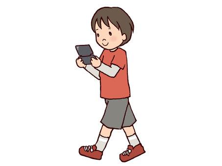 Walking DS