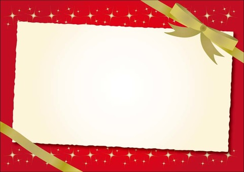 Christmas simple frame 01