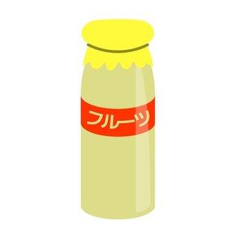 Fruit milk