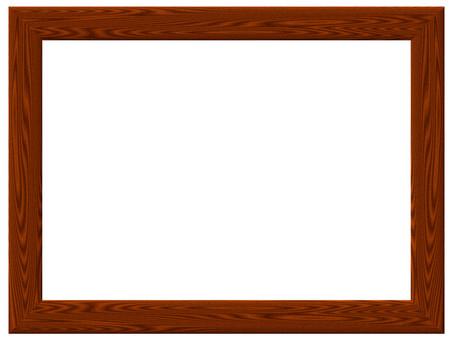 Wooden frame Ⅲ