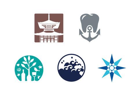 Logo material