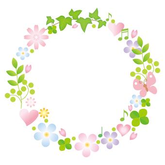 Spring flower ring part 2