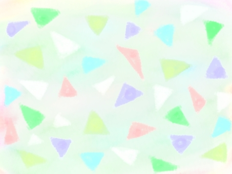 Colorful triangular background 5