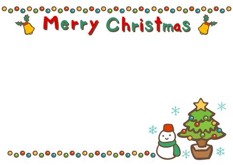 Winter Materials Christmas 116