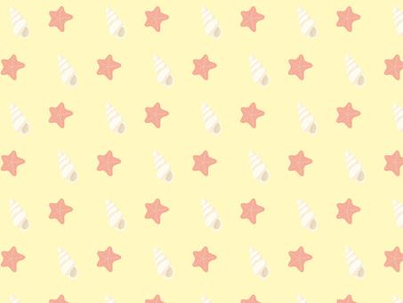 Shellfish and Starfish Pattern (Bay Guy)