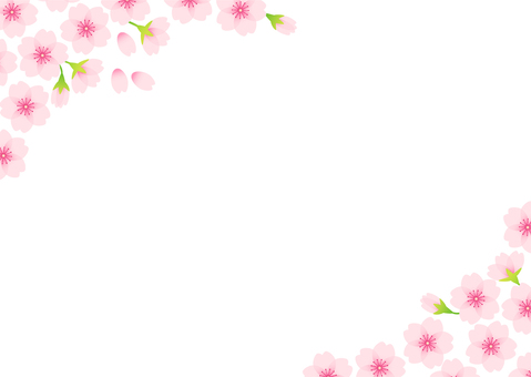 Cherry tree frame 03