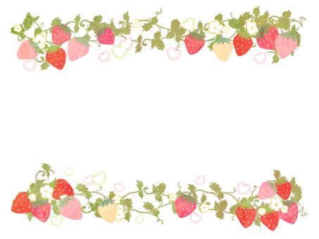 Strawberry Frame 03