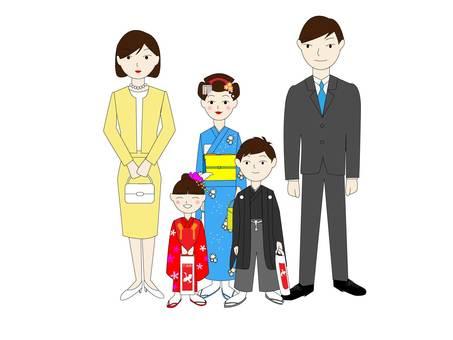 Shicho-ko family