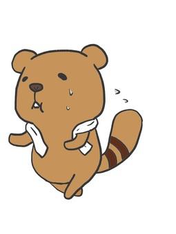 요코시마 다람쥐 (체중 감소)