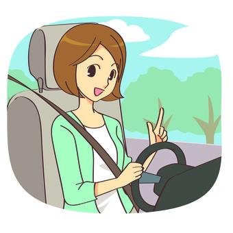 Driving women