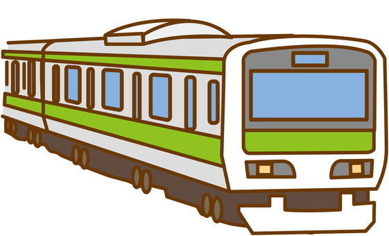 Train Yamanote Line