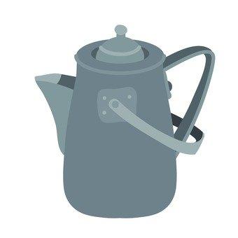 Retro pot