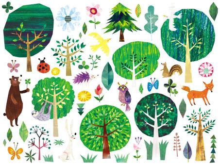 Orman yaratıkları