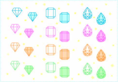 Jewelry and diamonds