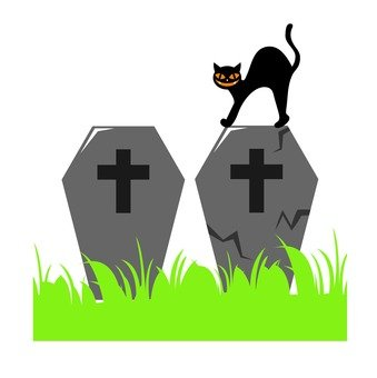 Coffins and cats
