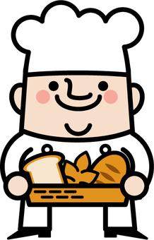 叔叔仙女麵包店