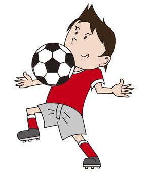 Soccer boy 2