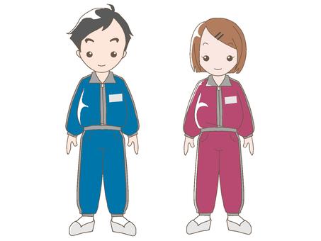 Children jersey