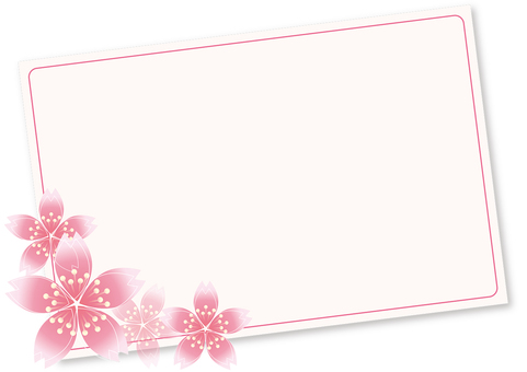 Sakura Cherry Blossoms & Board 3
